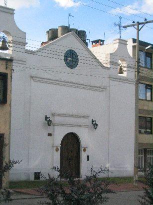 Iglesia de los sagrados corazones Jesus y María. Foto FSSPX lattinoamérica.