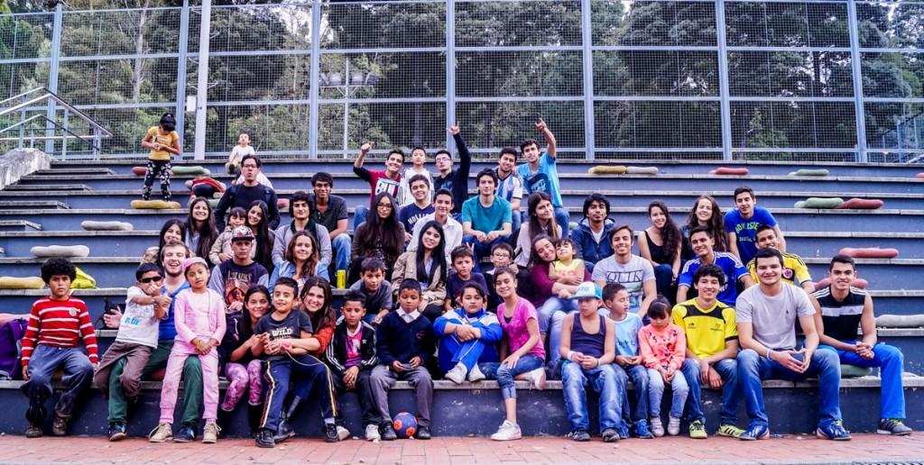 Clausura del Refuerzo Escolar, 2º semestre 2015.