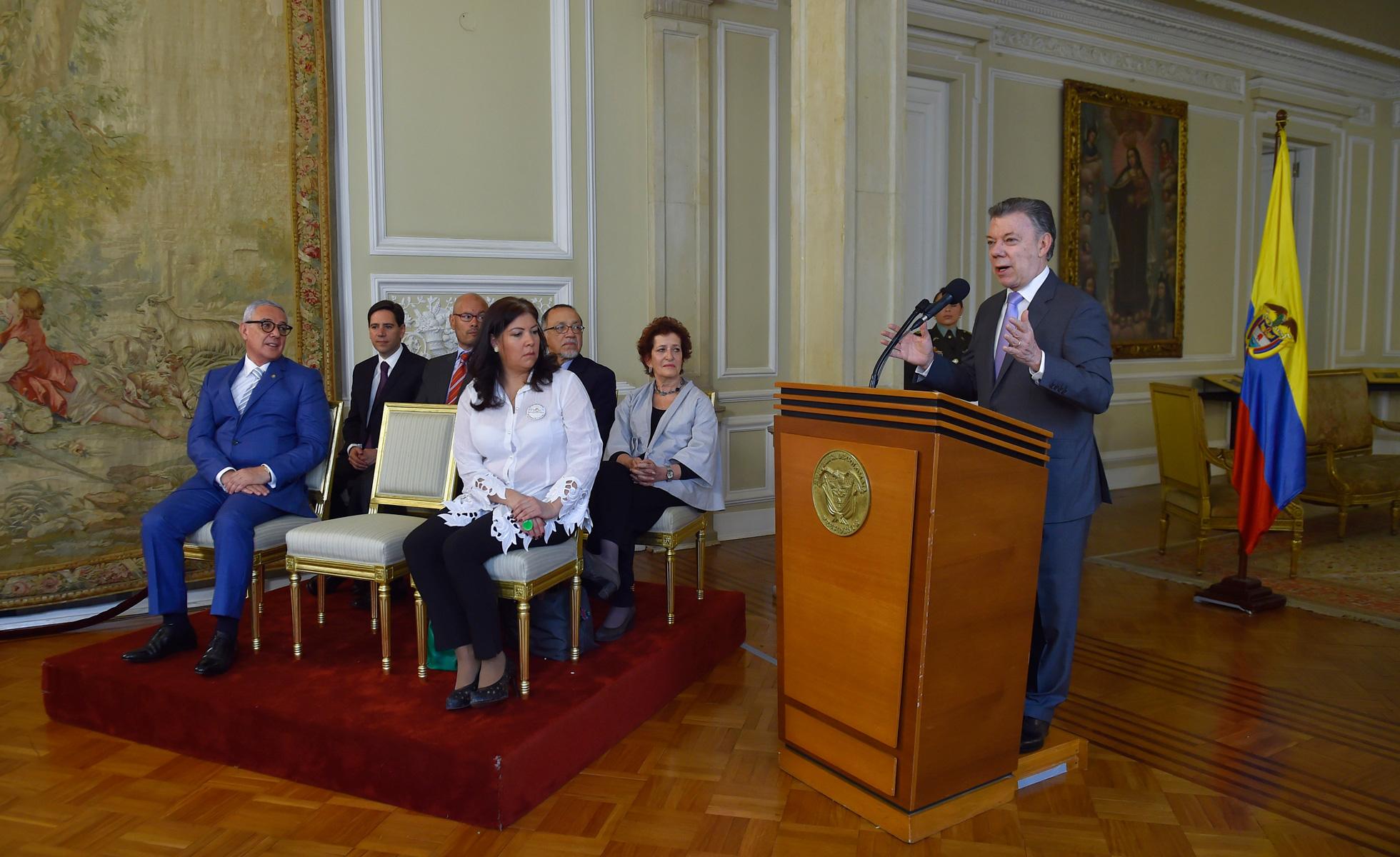 Misión Electoral Especial. Foto: Presidencia