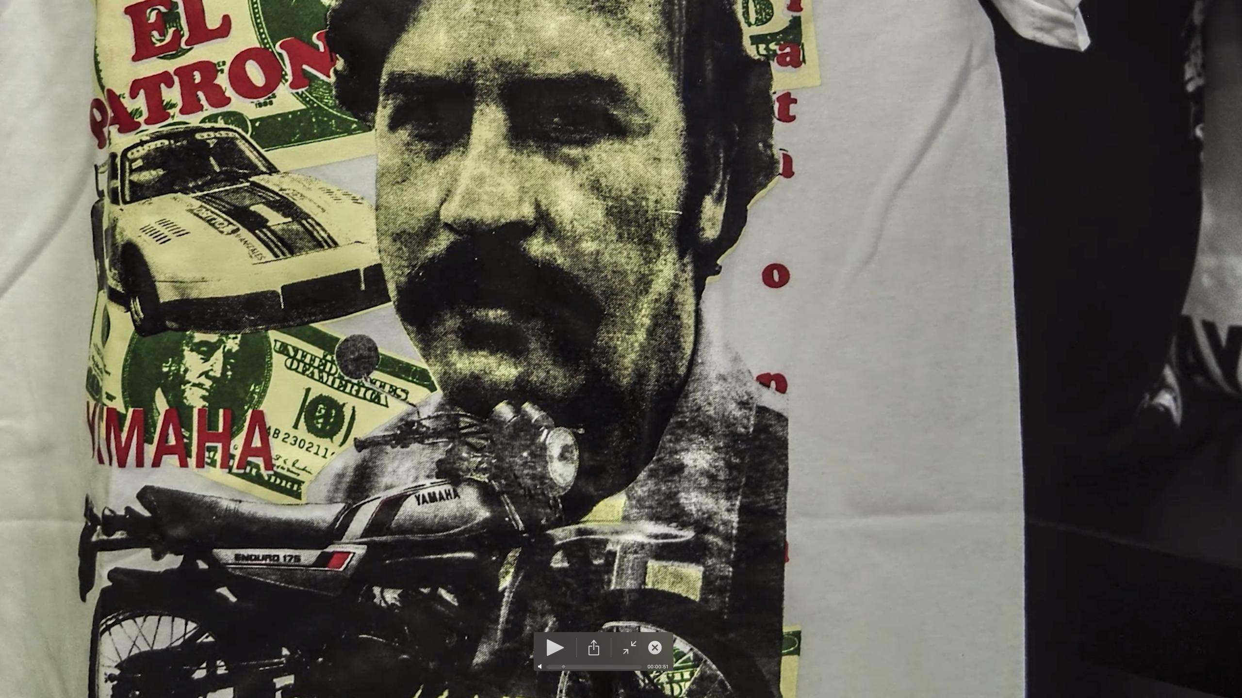 Pablo Escobar Narcolombia