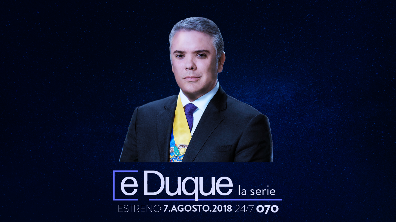 eDuque: La serie de Omar Rincón