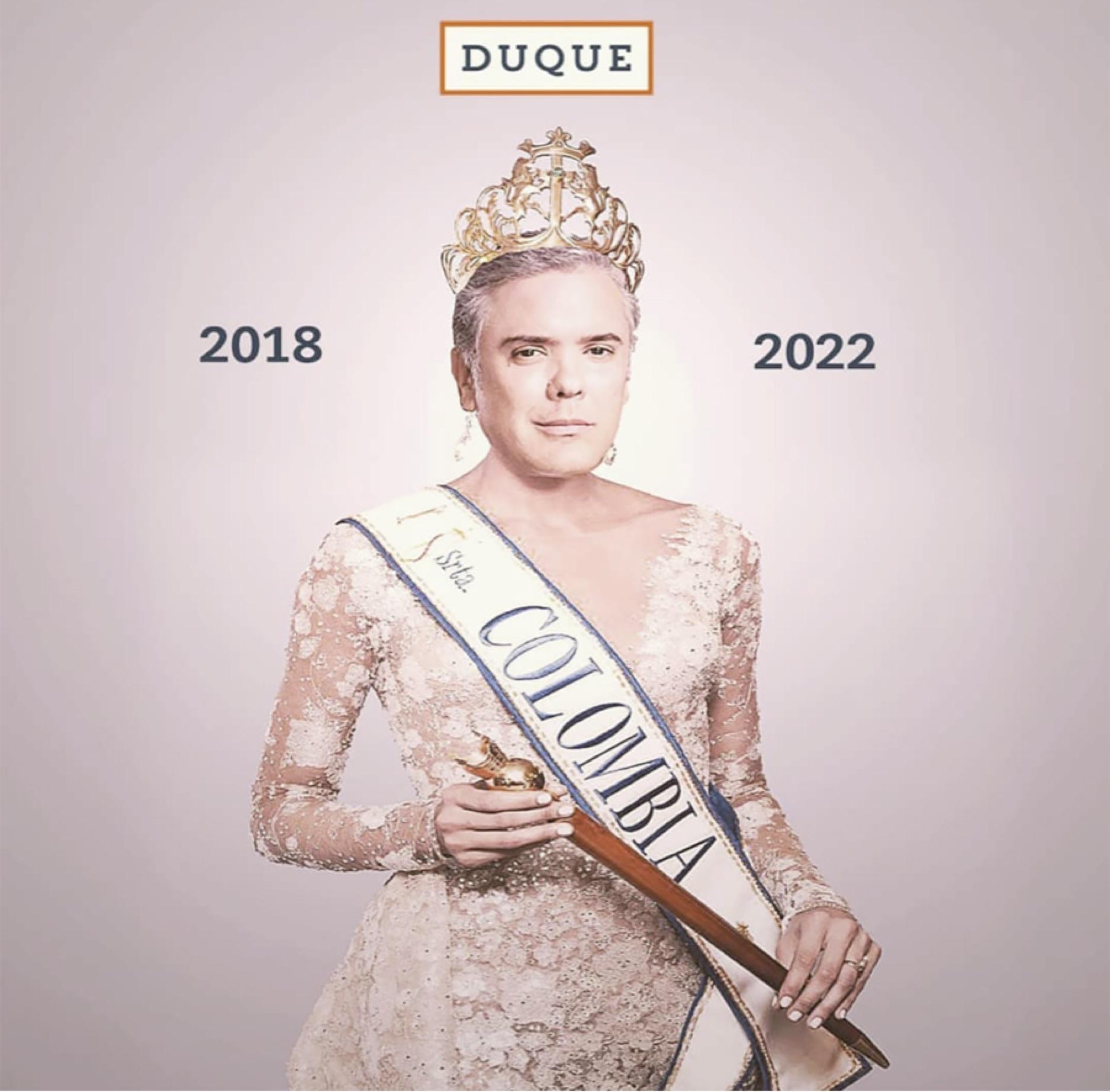 Nuevo género de reina