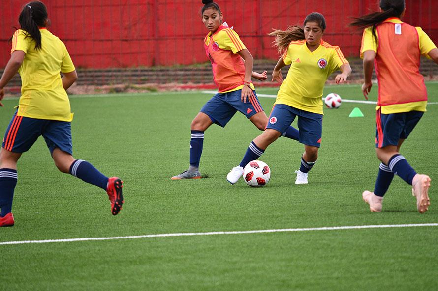 Acoso sexual en la selección femenina de futbol
