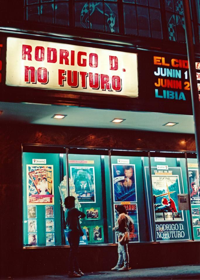 Teatro Lido, 1990. León Darío Peláez