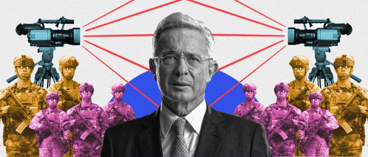 Política votos Uribe